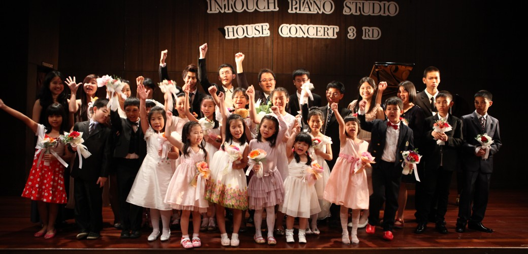 Intouch Piano Studio Concert 2012
